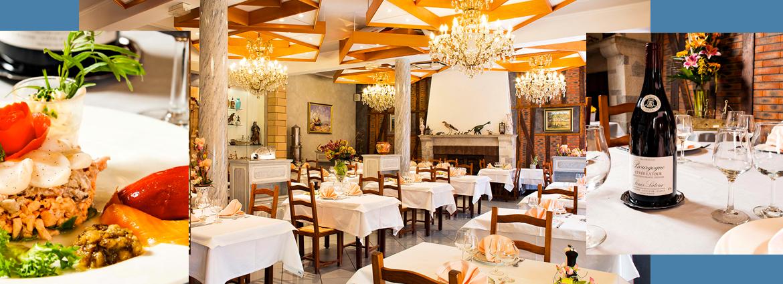 Hôtel du Commerce St-Gaudens restaurant